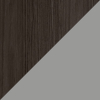 Charcoal Stained Ash-Satin Nickel